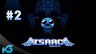 Let's Play The Binding of Isaac: Rebirth #2