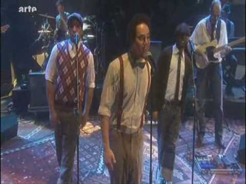 Thumbnail of video Ben L'Oncle Soul - SevenNationArmy live