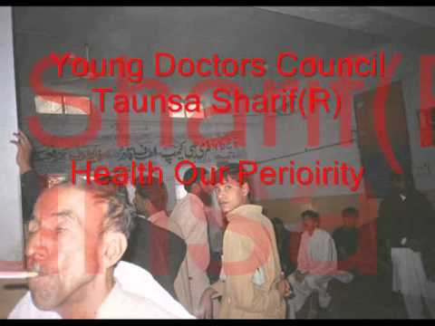 young doctors council taunsa sharif