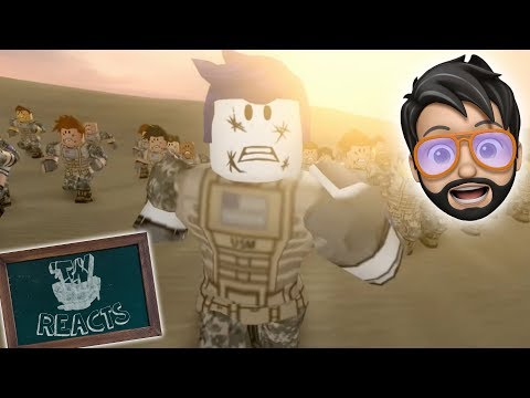 The Last Guest 3 & 4 - A Roblox Movie Trailer (Reaction) | Thinknoodles Reacts