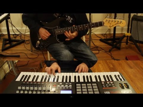 Hurt - Christina Aguilera - Epic Guitar   Piano Cover By Ely Jaffe video