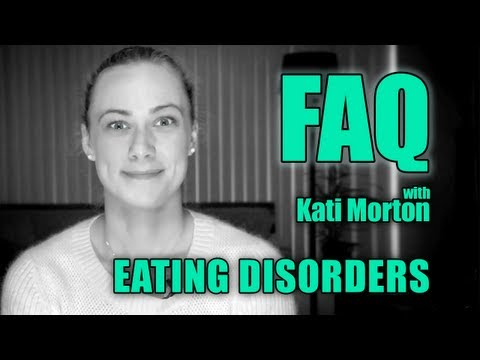 Popular Questions about eating disorders - video by Kati Morton, Healthy Mind, Healthy Body