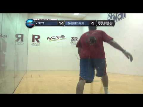 2013 Salt Lake: Nett vs. Shorty Ruiz