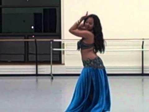 Basinah Solo Arabian Nights With Raqs Mhc 2011 Taniko video