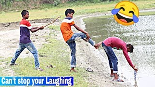 Must Watch New Funny😂 😂Comedy Videos 2019 - Episode 43 - Funny Vines || Hiphop BDT