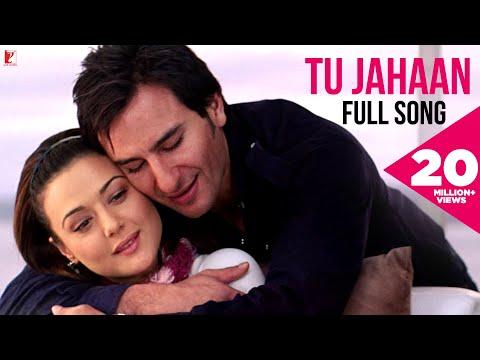 Tu Jahaan - Full Song - Salaam Namaste
