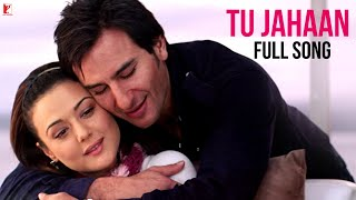 tu jahaan full song |eng