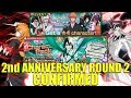 Bleach Brave Souls ROUND 2 2nd ANNIVERSARY CONFIRMED, POINTS EVENT and CHARACTER PACK