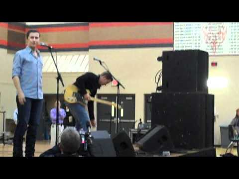 Scotty McCreery Q & A at Burlington (WI) High School