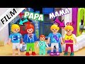 Playmobil Film deutsch | Wenn ELTERN ihre 5 MINUTEN haben! Ganze Familie Vogel als Kinder | Serie