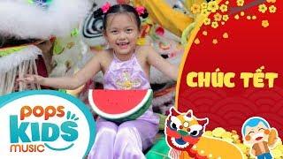 Chúc Tết - Bé Bào Ngư   Ca Nhạc Thiếu Nhi - POPS Kids Music