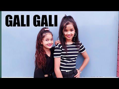 Gali Gali  Dance Video / Neha Kakkar By Flexible Dance School