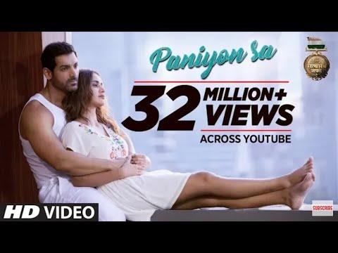 Paniyo sa full HD song ( satyamev jayate ) john Abraham and Aisha sharma