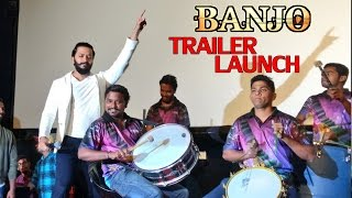 Banjo Official Trailer Launch | Riteish Deshmukh, Nargis Fakhri | UNCUT