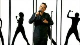 Watch Robbie Williams Handsome Man video