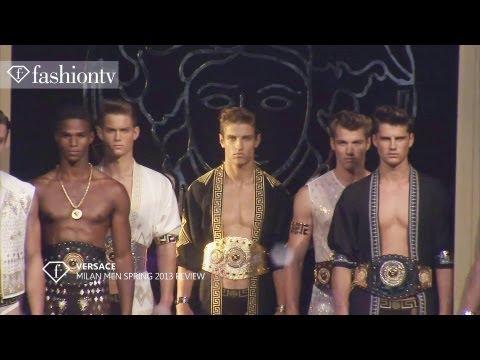 Best of Milan + Paris Men Spring/Summer 2013 - Fashion Week Review   FashionTV FMEN