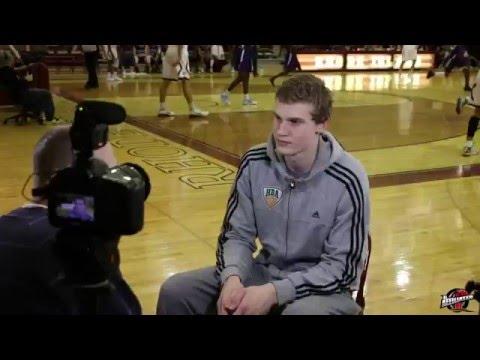 Helsinki Basketball Academy (Finland) Lauri Markkanen 16' (Arizona Commit) NPSI Mixtape