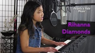 download lagu Rihanna - Diamonds Amazing Cover By 9 Year Old gratis