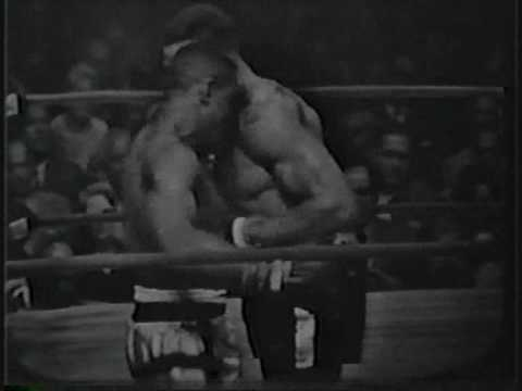 Sonny Liston vs Cleveland Williams I Video