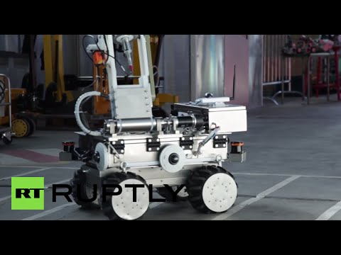 Meet RIANA: The robot that might soon replace humans in nuclear power plants