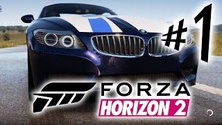 Forza Horizon 2 - Parte 1: Carros Insanos na Europa! [ Xbox One - Playthrough em PT-BR ]