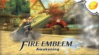 Fire Emblem Awakening | Citra Emulator Canary 413 (GPU Shaders, Great Speed!) [1080p] Nintendo 3DS