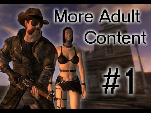Fallout New Vegas Mods: More Adult Content - Part 1