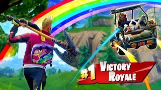 BEST *NEW* SEASON 5 MOMENTS!!! (Fortnite Battle Royale - Cizzorz Highlights #44)