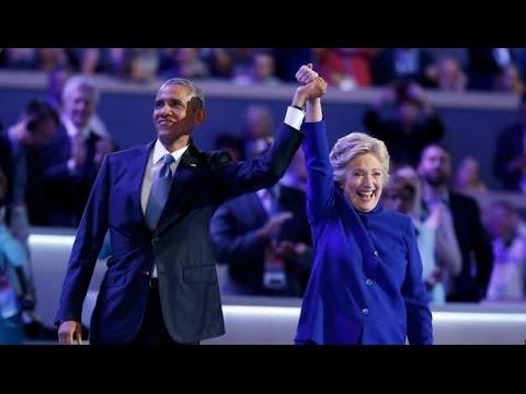 Discurso íntegro de Barack Obama en la Convención Nacional Demócrata 2016