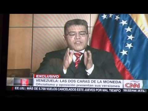 Fernando del Rincon entrevista a Elias Jaua...