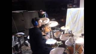 Video [[Drum and Guitar]] JAM SESSION