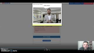 Tutorial ECDF3 (cargar video plataforma 2025)