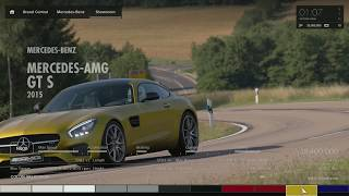 Gran Turismo Sport BrandCentral Mercedes AMG GT in HD