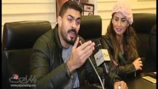 خالد سليم يغني الأغنية المحذوفة من