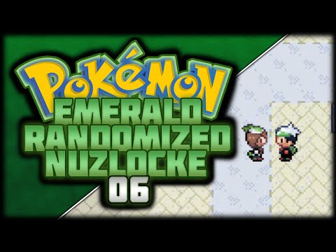 Let's Play Pokemon: Emerald Randomized Nuzlocke | Part 06 | May Ruins The Day!