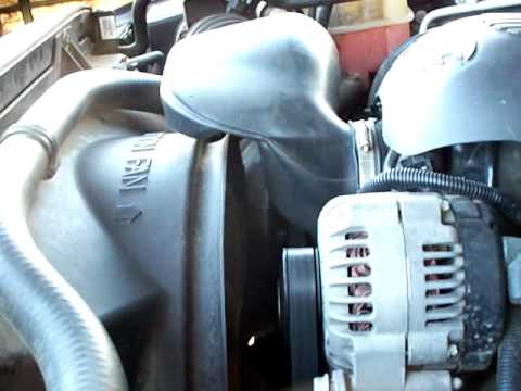 2001 chevy silverado 2500HD 6.0 liter cold start