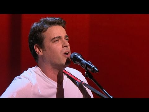 The Voice of Ireland Series 4 Ep4 - John O'Grady Blind Audition