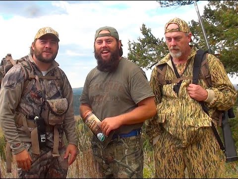 BULL ELK HUNT WITH SHAYCARL!