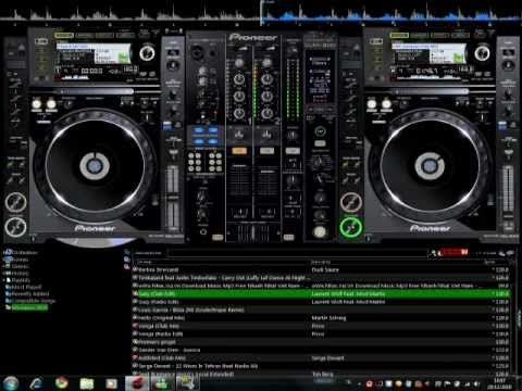 Mix Virtual DJ PRO 7 N°4 (partie 1)