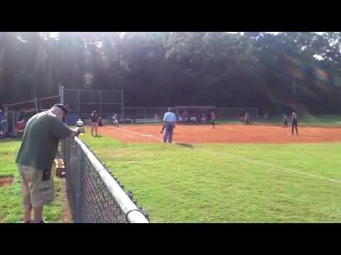Ashworth Middle School Softball Game