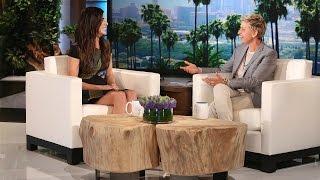 Sandra Bullock on Her Son