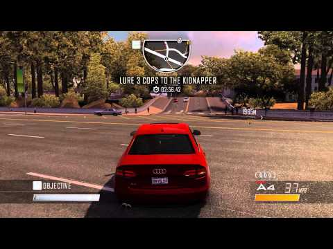Driver: San Francisco - Paper Money - Walkthrough Gameplay PC