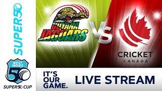 *LIVE Super50 Cup* | Guyana v Canada | Monday 15 October 2018