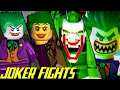 Evolution Of Joker Battles In LEGO Batman Games (2008 2017)