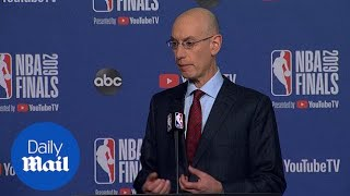 NBA Commissioner Adam Silver gives State of the League address