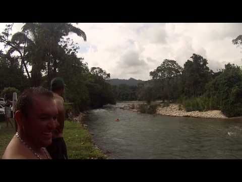 Gringos rafting in the Amazon Part: 1 (Venezuela)