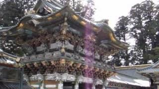 2011.03.11 東北地方太平洋沖地震 日光東照宮にて