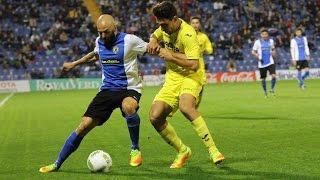 Resumen: Hércules 2-3 Villarreal B