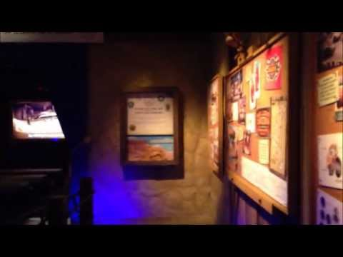 Walt Disney Imagineering Blue Sky Cellar at Disney California
