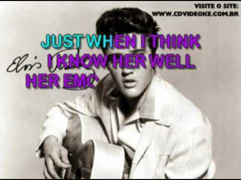 Elvis Presley   Moody Blue